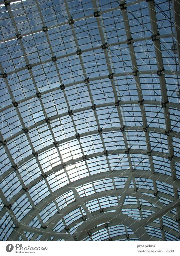 Frankfurt Messe 01 Sonne Architektur Dach Frankfurt am Main Geometrie Neubau