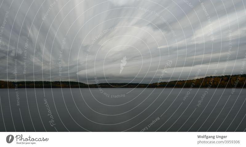 Schöne Landschaft beim Urlaub in Mecklenburg-Vorpommern Deutschland Europa Natur MEER Langzeitbelichtung im Freien Feiertag sich[Akk] entspannen Hintergrund