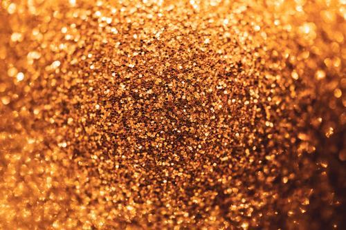 Goldene Textur gold funkelnd Weihnachten & Advent Visualisierung graphisch golden Hintergrund hell Glitter Reichtum