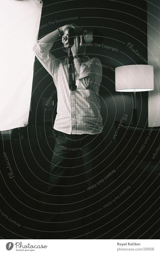 Knipser Mann Fotograf Fotografieren schießen