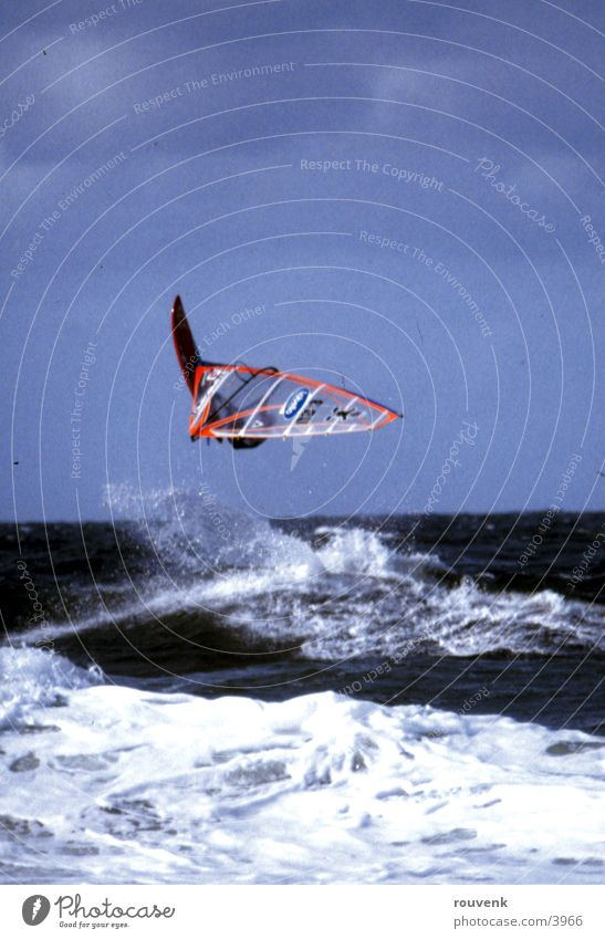 Surf World Cup Sylt 2003 Sonne Meer Sport Wellen Wind Surfer Weltmeisterschaft