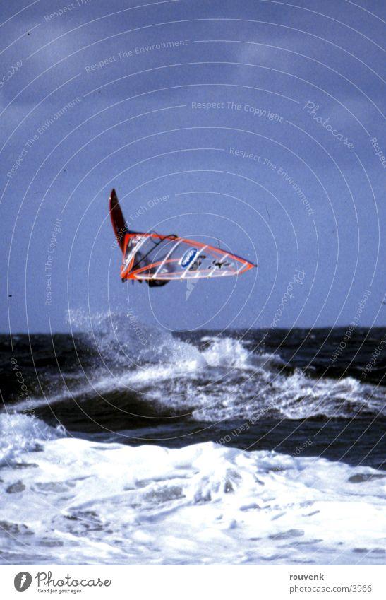 Surf World Cup Sylt 2003 Surfer Wellen Meer Sport Weltmeisterschaft Wind Sonne