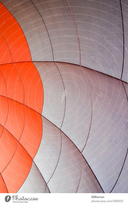 *250 - Wir lassen einen Ballon steigen! Ferien & Urlaub & Reisen blau Bewegung orange fliegen Freizeit & Hobby elegant groß Lifestyle Energie Ausflug ästhetisch