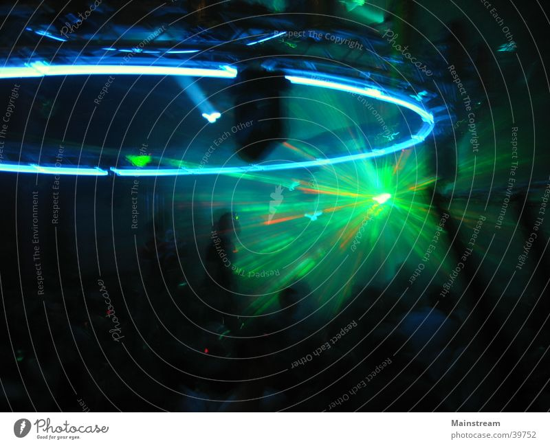 Laserlight Disco Gogo-Tänzer Club Party Dance