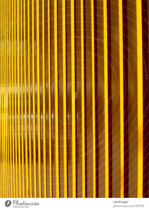 Struktur in gelb PKW Architektur