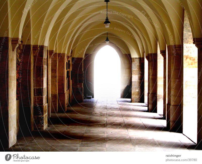 into the light Religion & Glaube heilig Säule Gotteshäuser Orden Arkaden Minoriten