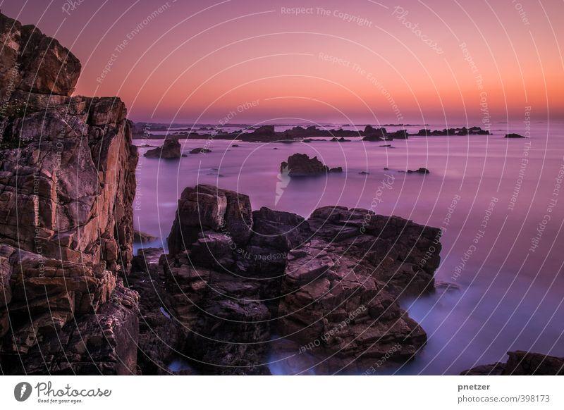 Die Sonne Himmel Natur Ferien & Urlaub & Reisen schön Wasser Sommer Pflanze Meer Einsamkeit Landschaft Freude Strand Umwelt Gefühle Küste