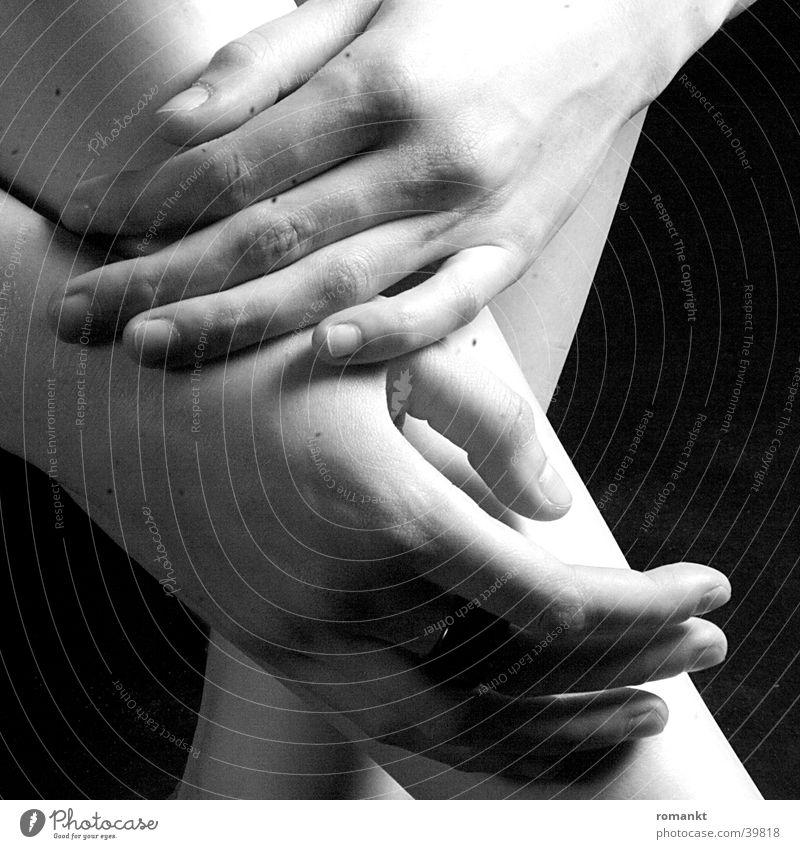 hände Frau hände sw füße