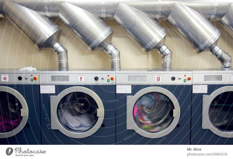 wischiwaschi Waschmaschine Waschsalon Maschine Elektrisches Gerät Technik & Technologie Wäsche waschen Waschtag Wäscherei Dienstleistungsgewerbe Automat