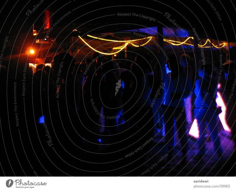 Summer Club Mensch Erholung Party Musik Feste & Feiern Europa Sommernacht Gute Laune