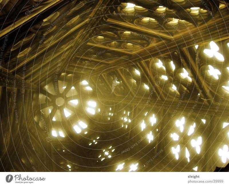 Kölner Dom Licht historisch Religion & Glaube Kirchturm Architektur Sonne Spitze
