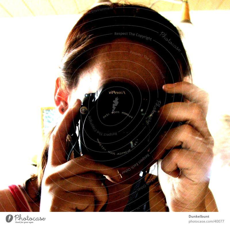 FinePix S5500 Glück Freizeit & Hobby Fotokamera Spiegel Digitalfotografie
