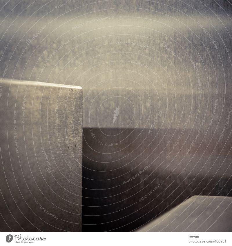 formen High-Tech grau Glätte Metall Aluminium Strukturen & Formen Muster Grafik u. Illustration Schatten Quadrat Rechteck Kasten Linie Ecke Teilung Oberfläche
