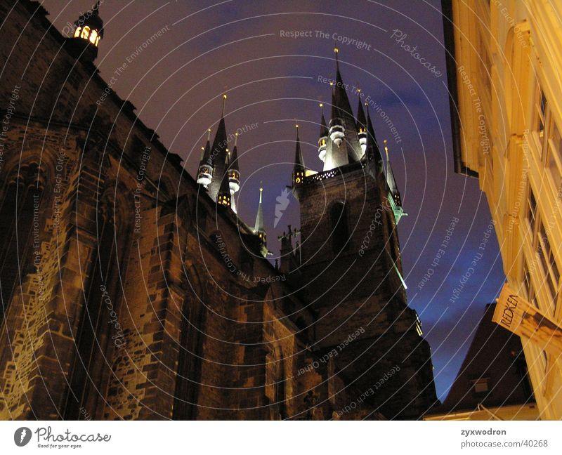 Prag bei Nacht Religion & Glaube Europa Tschechien Wenzelsplatz