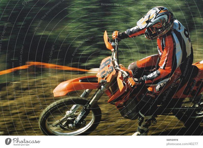 MotoX extrem Motorrad Motorsport Motocrossmotorrad