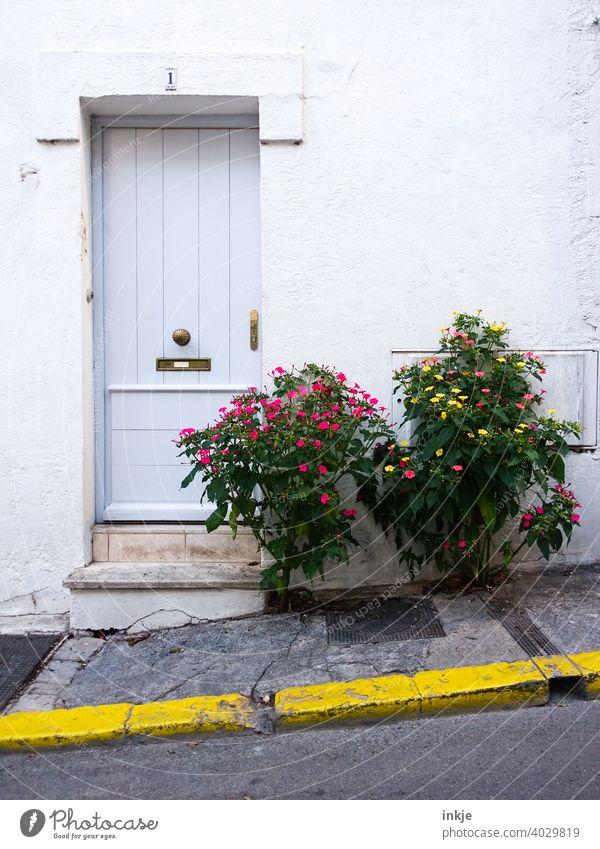 kubanische Straße Kuba Farbfoto Außenaufnahme Menschenleer Tag Haus Fassade Havanna Ferien & Urlaub & Reisen Stadt Städtereise Altstadt mehrfarbig