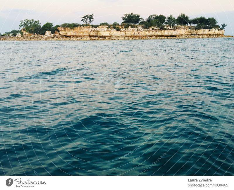 Clifs an der Küste von Darwin clifs MEER Meer Wasser blau Himmel Erholung Schatzkammer Natur Ferien & Urlaub & Reisen Horizont Tourismus Freiheit Sommer