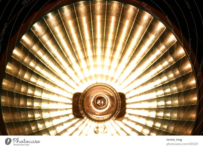 Halo-Gen Lampe Elektrizität Technik & Technologie Dinge Scheinwerfer