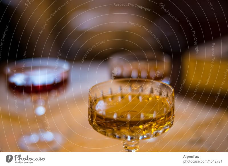 Schnapsschuss.... Likör Prost Alkohol Glas Getränk Likörglas Likörgläser Farbfoto Cocktail Spirituosen Feste & Feiern Longdrink trinken Cocktailbar genießen