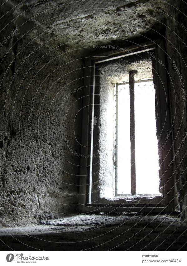 Turmfenster Fenster Architektur historisch Lichteinfall Burgturm