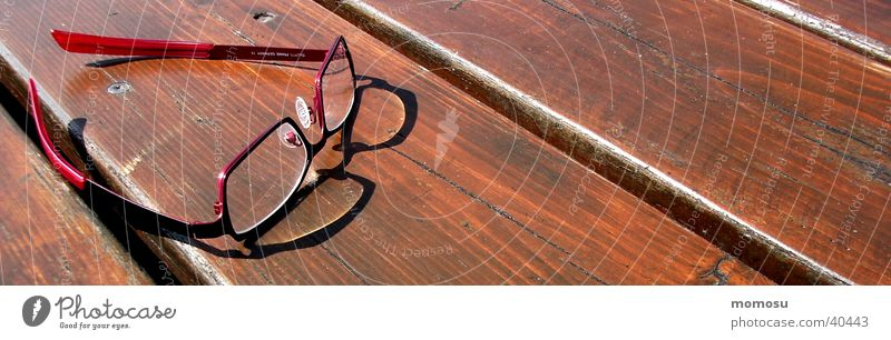 vergessen Tisch Brille Freizeit & Hobby verloren