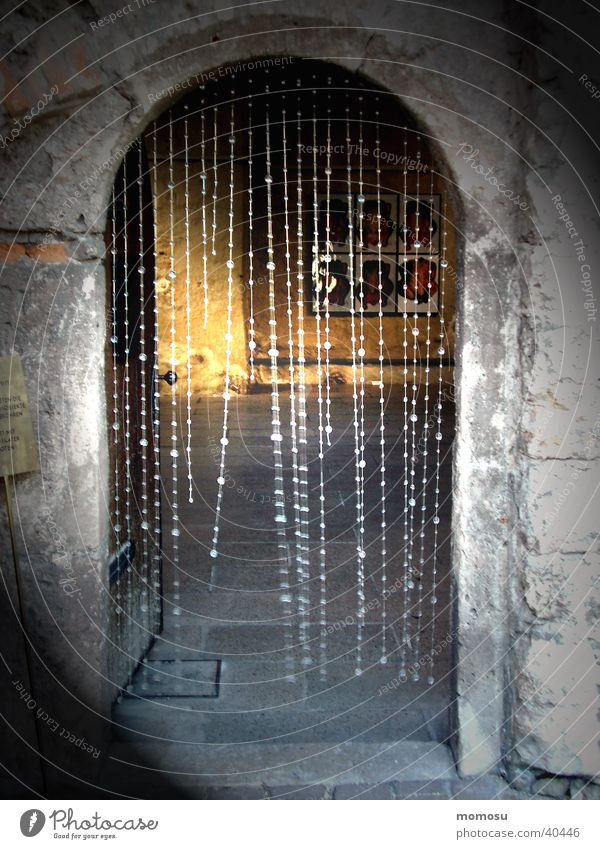 tor zum licht Eingang Licht mystisch Gotteshäuser Tor Abend Bogen Religion & Glaube