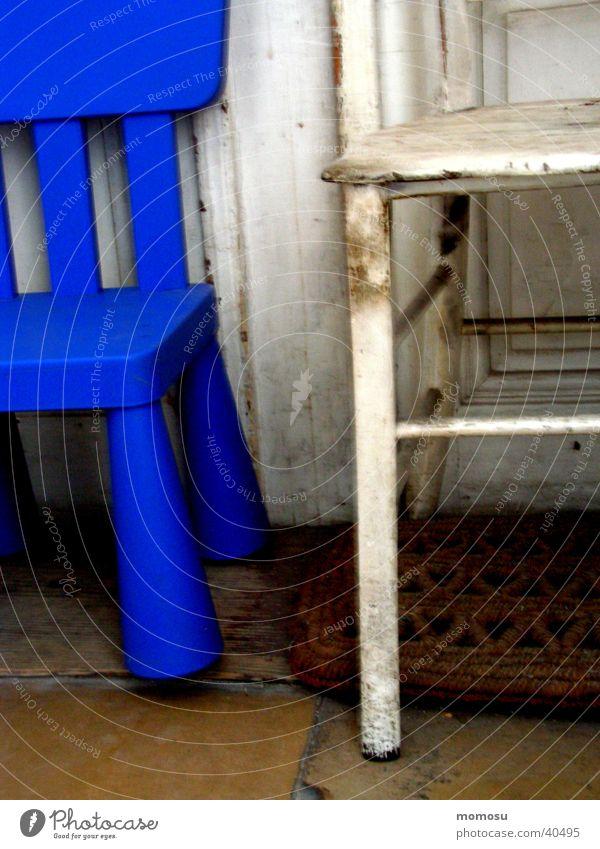 david & goliath Sessel Häusliches Leben Detailaufnahme groß & klein Kindersessel