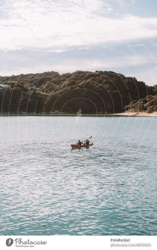#AS# Seekayak Küste Kayaking Abenteuer Wasser Wildwasser Kajak Wassersport Paddeln Wasserfahrzeug abenteuerlustig Küstenlinie anders Meer Farbfoto Natur