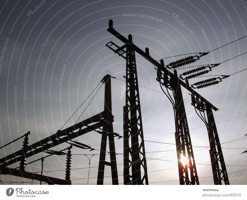 E -Werksstimmung Stimmung Industrie Energiewirtschaft Elektrizität