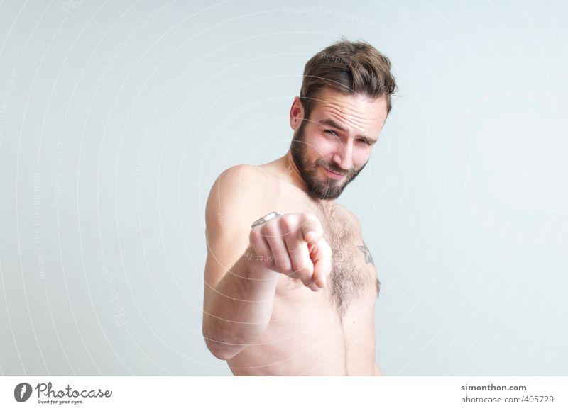 You! Mensch Jugendliche nackt schön Erotik Freude 18-30 Jahre Erwachsene Liebe Party maskulin Kraft Kommunizieren Sex Lebensfreude einzigartig