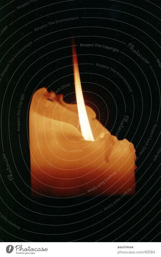 my candle-light no.01 Kerze Kerzenschein Dinge
