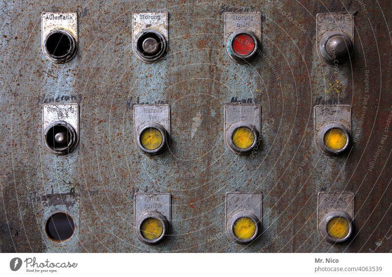 freie Auswahl Schalter Stop Industrie Sicherheit betätigungselement push the button Elektrizität Technik & Technologie drücken aktivieren Elektrisches Gerät
