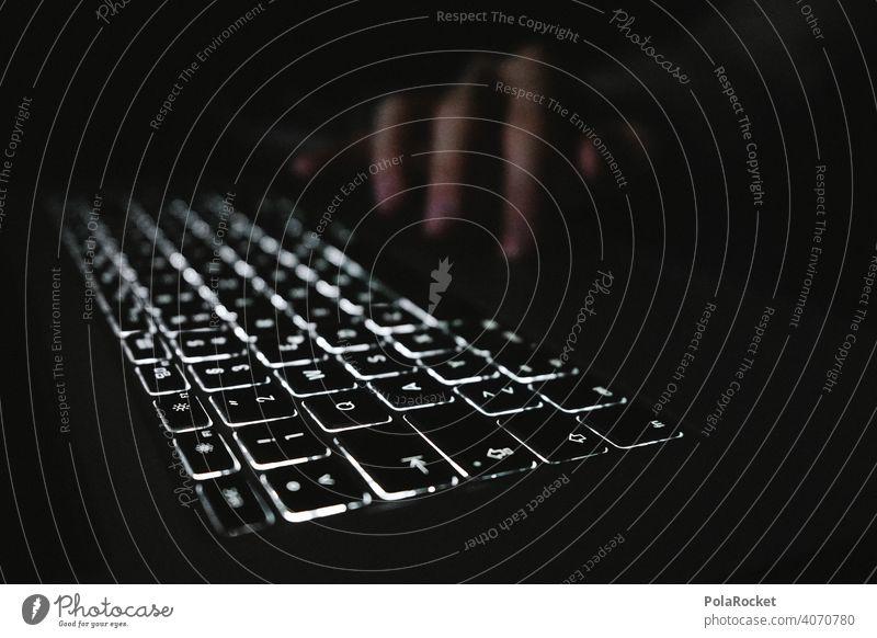 #AS# Hacker am in die Tasten hacken laptop Rechner Hände Finger Bildschirmzeit Internet prokrastinieren Tastatur Fotoserie Datenbank SHOPPING shoppen