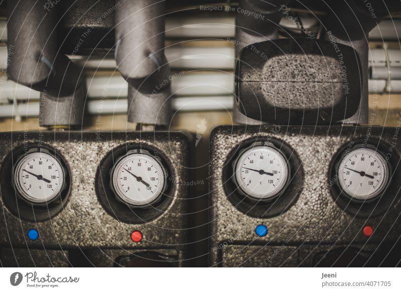 Anzeige von Pumpen einer Heizungsanlage pumpen Heizungsregler Heizungsregelung Steuergerät modern umweltschonend nachhaltig Wärme Wärmegewinnung heizen