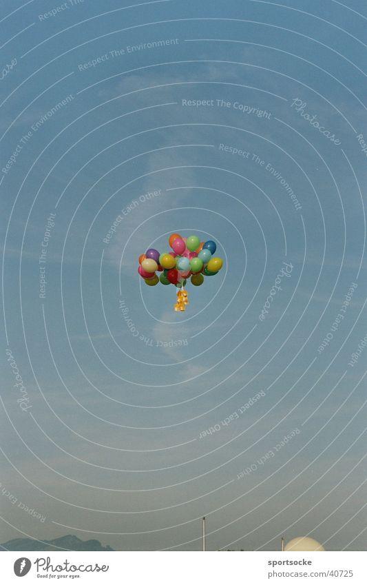 Balone Himmel Farbe Luft Freizeit & Hobby UFO Himmelskörper & Weltall