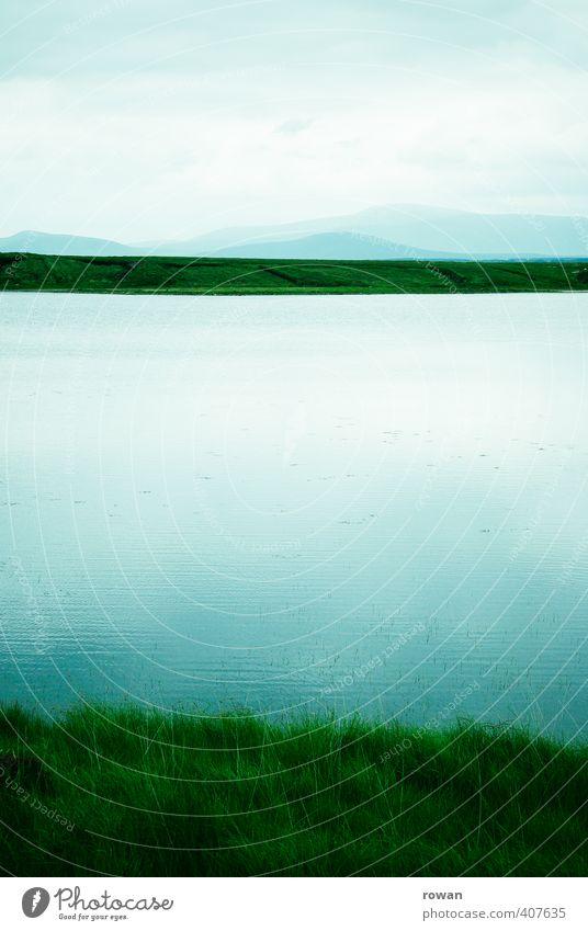 am see Himmel Natur Wasser Erholung Landschaft ruhig Ferne kalt Wiese Gras Küste Schwimmen & Baden See Garten Park Feld