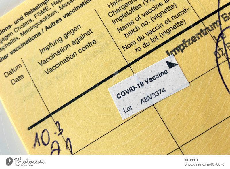 Covid 19 Impfung Corona Impfpass Astra Zeneca Impfzentrum Impfstoff Moderna Biontech Virus covid-19 Coronavirus Pandemie Corona-Virus Gesundheit COVID Schutz