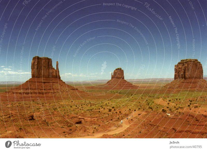 Monument Valley 3 USA Cowboy Wildnis Zigarettenmarke Naturschutzgebiet Utah Monument Valley