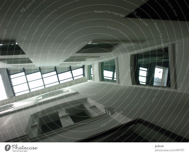 Perspektive Fenster Architektur Etage
