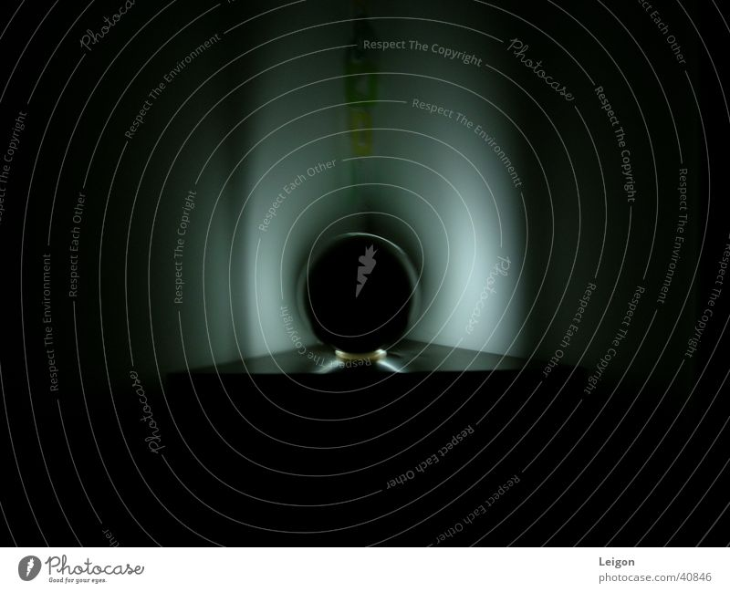 Lampe schwarz Licht Dinge Schatten Reflexion & Spiegelung Eck