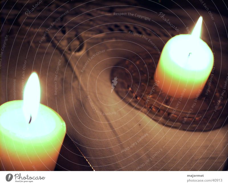 Katrins Kerzen ruhig Romantik Dinge Idylle harmonisch