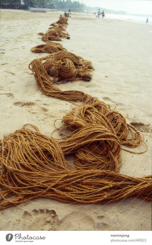 longandwinding Strand Seil Netz Fischer Kokosnuss Fischernetz Los Angeles