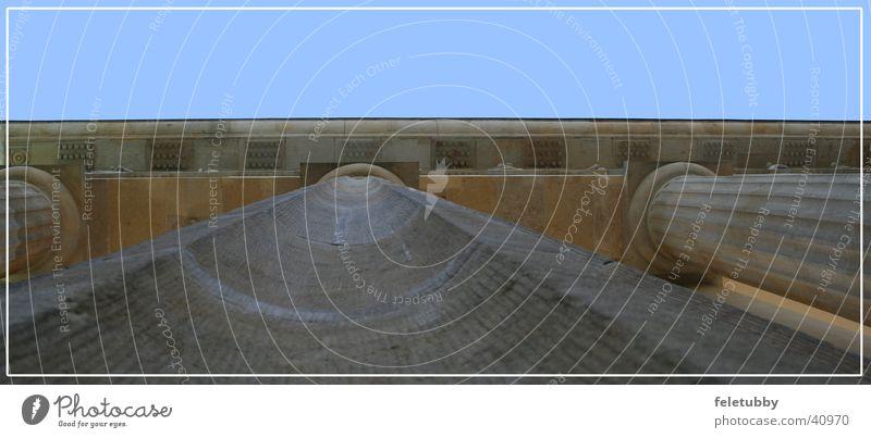 Brandenburger Tor - Rille Berlin Architektur Säule Furche Brandenburger Tor