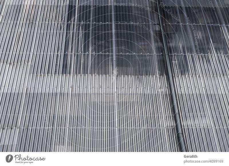 parallele Linien abstrakten Hintergrund Nahaufnahme Architektur blanko braun Gebäude Konstruktion Design dreckig geometrisch Geometrie grau Grunge Licht
