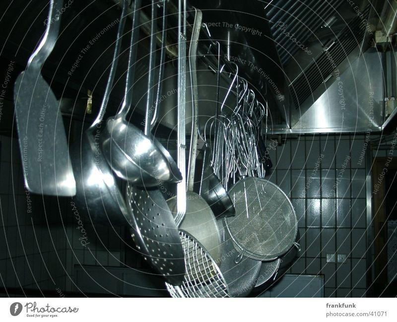 Großküchenwerkzeuge Küche Ernährung Schöpfkelle Metall