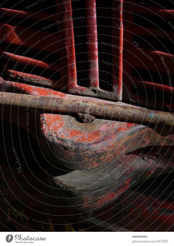 lichter des manitous alt rot dunkel Technik & Technologie Lichtspiel Traktor Elektrisches Gerät