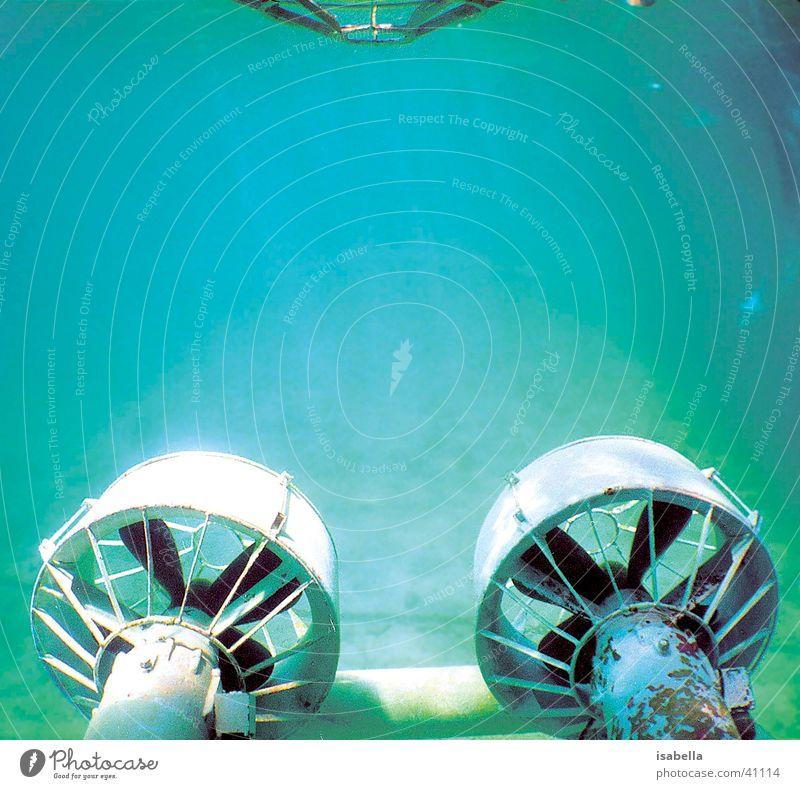 turbinen Wasser Technik & Technologie tauchen Triebwerke Flugzeug Elektrisches Gerät U-Boot