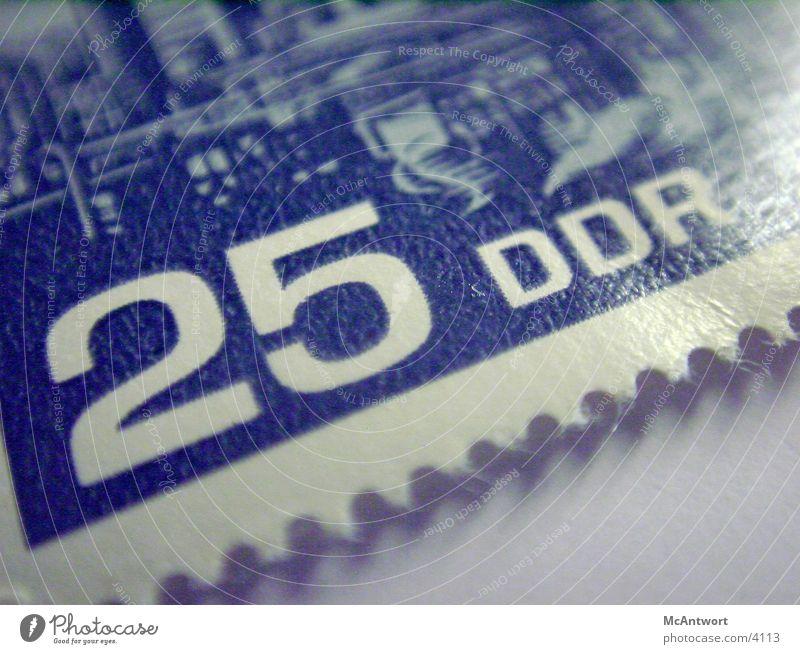 einigkeit und recht und.... Briefmarke Post Dinge