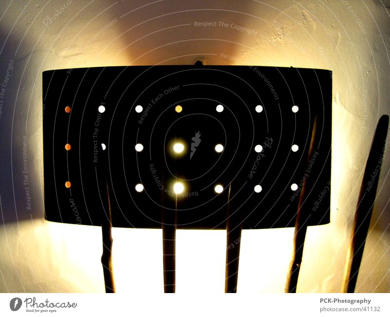 lichtwerk dunkel hell Metall Dinge mystisch Fototechnik