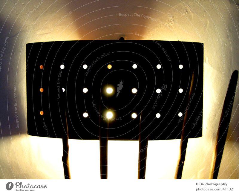 lichtwerk Licht Dinge mystisch dunkel Fototechnik Schatten Metall hell